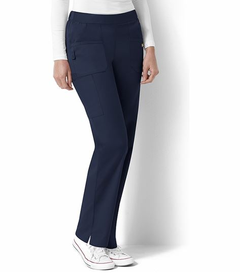 WonderWink Next Women's Pull On Cargo Scrub Pants-5219