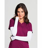 Code Happy Unisex Knit Med Sleeves-CH500A