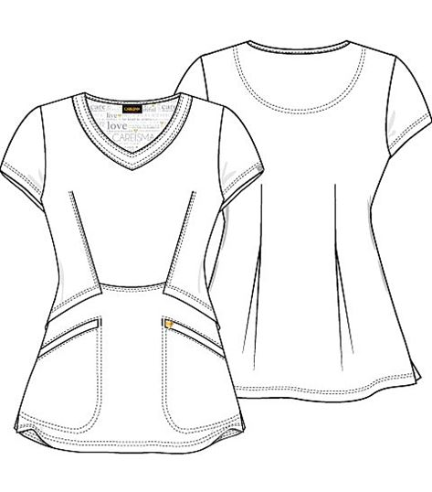 Careisma V-neck Top CA618A