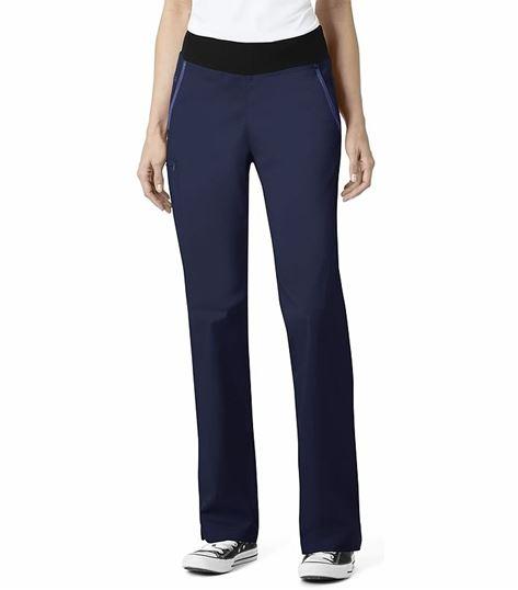 Wonderwink 7 Flex Women's Pull On Cargo Scrub Pants-5702