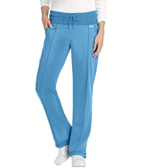 Barco Grey's Anatomy Active Women's Yoga Knit Scrub Pants-4276