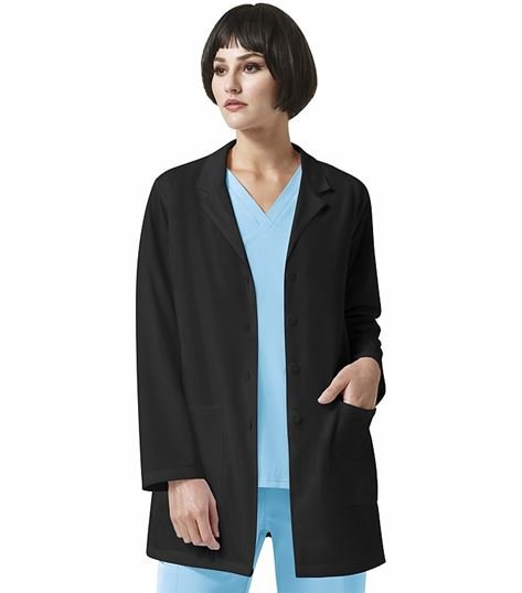 Wonderwink HP Women's Warm-Up Scrub Jacket with Zip Pkt-7112