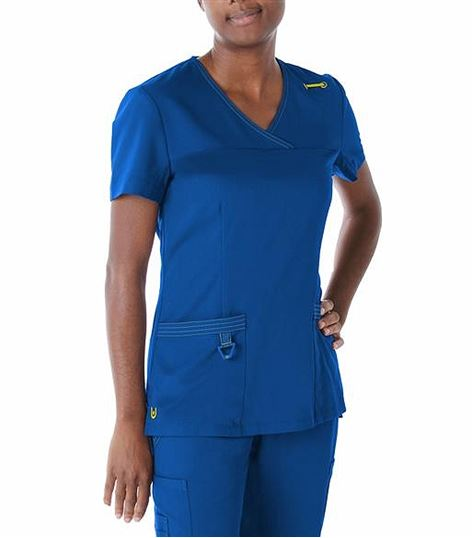 Urbane Ultimate Ultra Crossover Scrub Top-9045