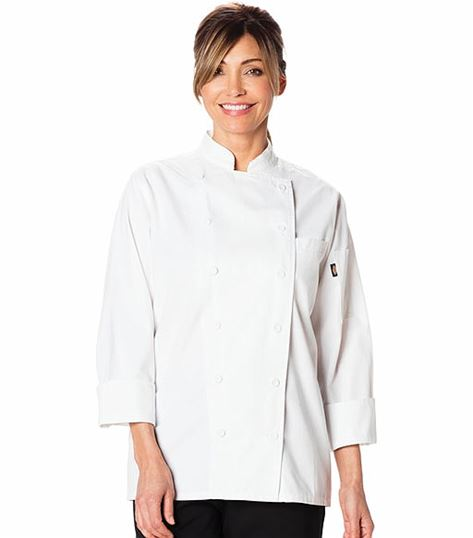 Dickies Chef Women's Executive Chef Coat DC413
