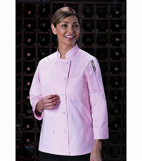 Dickies Chef Women's Classic Chef Coat DC414