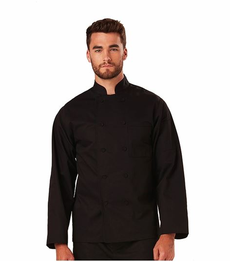 Dickies Chef Classic Knot Button Chef Coat DC43