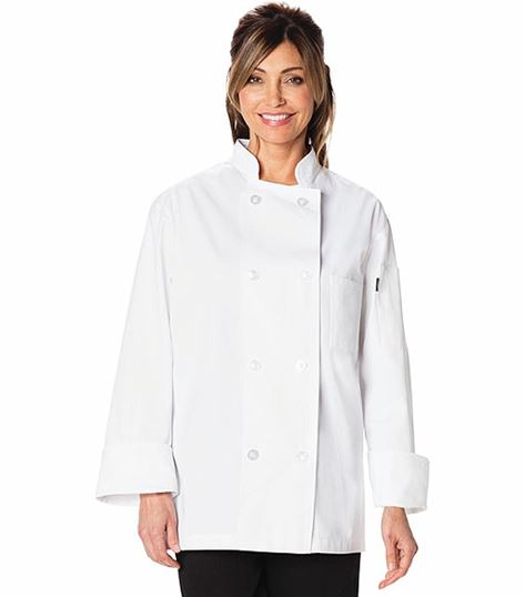 Dickies Chef Classic 8 Button Chef Coat DC45