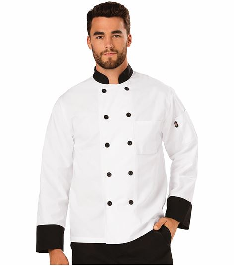 Dickies Chef Classic 10 Button Chef Coat DC46