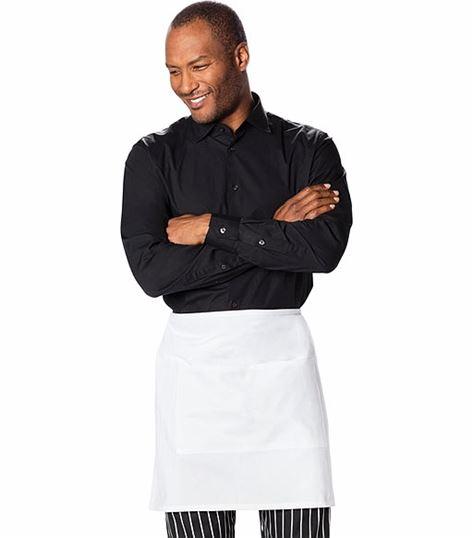 Dickies Chef Waist Apron,half Bistro,2 Pkt DC57