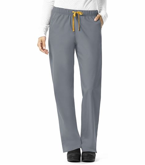 Carhartt Women's Straight Leg Pull On Scrub Pants With Drawstring-C56201