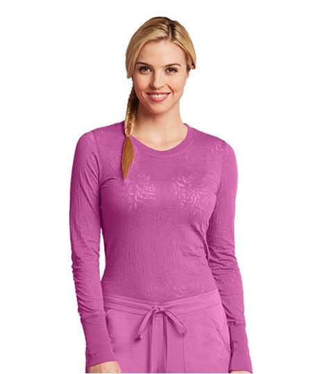 Grey's Anatomy Signature Long Sleeve Underscrub Knit Tee-2331