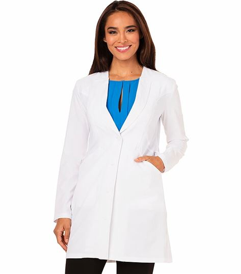 "Careisma Women's  33"" White Lab Coat-CA305"