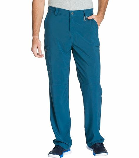 Infinity By Cherokee Men's Cargo Scrub Pants-CK200A