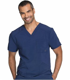 Cherokee Infinity Men's V-Neck Scrub Top-CK900A