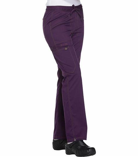 Dickies Essence Women's Straight Leg Drawstring Scrub Pants-DK106