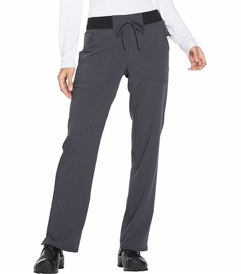 Dickies Xtreme Stretch Women's Straight Leg Drawstring Scrub Pants-DK112