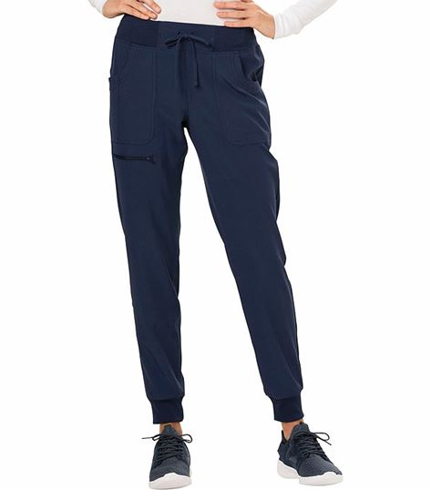 69f0d9985e2 HeartSoul Women's Elastic Waist Tall Jogger Scrub Pants-HS030T | Medical  Scrubs Collection