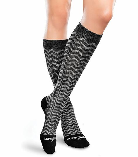 Therafirm 10-15hg Light Support Sock TFCS116