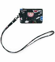 WonderWink Accessories Zip ID Case With Lanyard 484