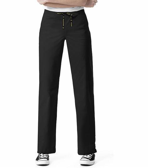 I Love WonderWink Women's Stretch Drawstring Scrub Pants-5188