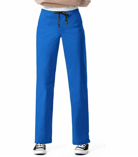 I Love WonderWink Women's Stretch Drawstring Scrub Pants-5188