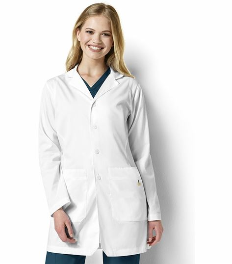WonderWink Next Womens Fashion Lab Coat 7019