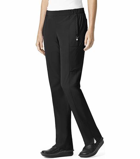 Vera Bradley Halo Women's Mary Elastic Waist Cargo Scrub Pants-V5109