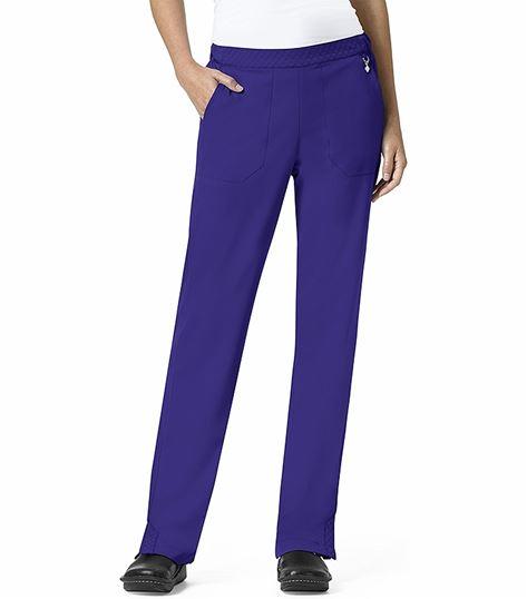 Vera Bradley Halo Women's Matilde Straight Leg Elastic Waist Scrub Pants-V5209