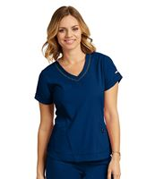 Grey's Anatomy Impact Women's Harmony V-Neck Scrub Top-7187