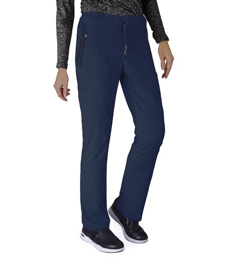 Grey's Anatomy Impact Women's Elevate Drawstring Cargo Scrub Pants-7228
