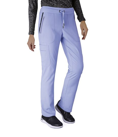 Grey's Anatomy Impact Women's Elevate Drawstring Cargo Scrub Pants-7228