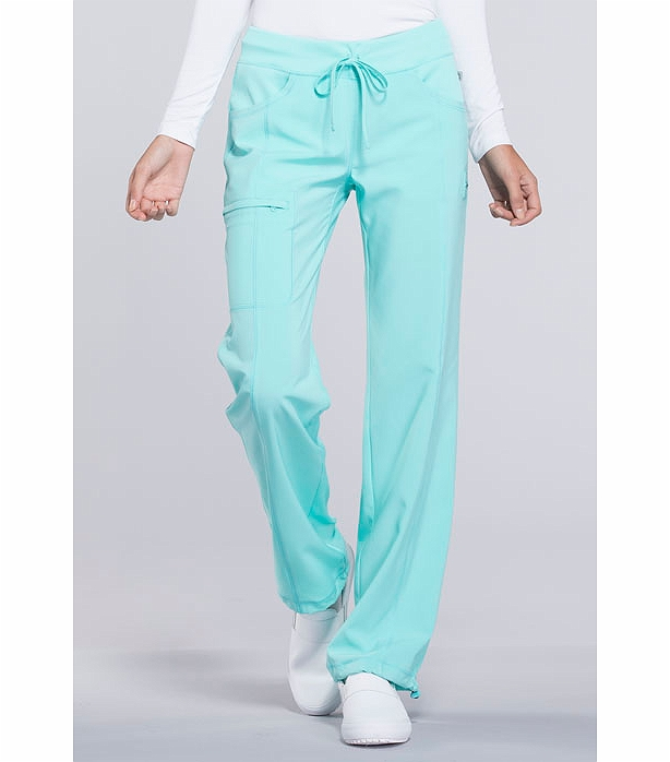 f5d0095f62a Cherokee Infinity Women's Elastic Waist Cargo Scrub Pants-1123A | Medical  Scrubs Collection