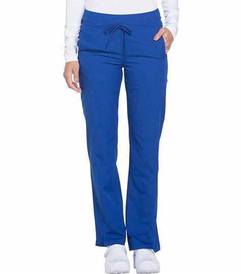 Dickies Dynamix Women's Straight Leg Drawstring Scrub Pants-DK130