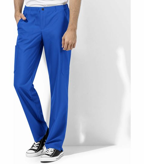 WonderWink WonderTech Men's Cargo Scrub Pants-5213