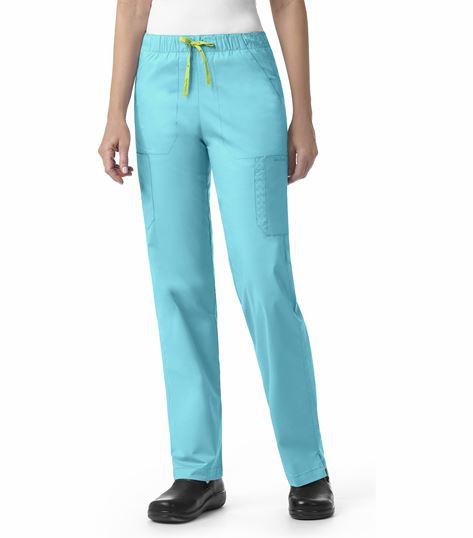 Vera Bradley Signature Women's Florence Cargo Scrub Pants-V5102