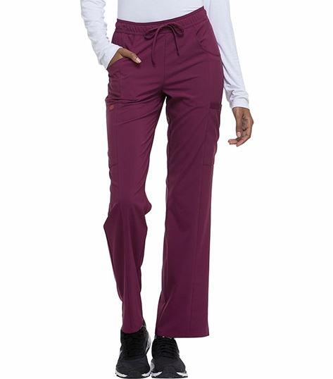 Dickies EDS Women's  Drawstring Cargo Scrub Pants-DK010