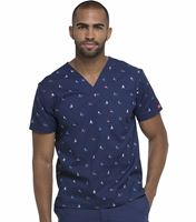 Dickies Everyday Scrubs Men's V-neck Top DK612