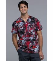 Disney Men's V-neck Top TF675