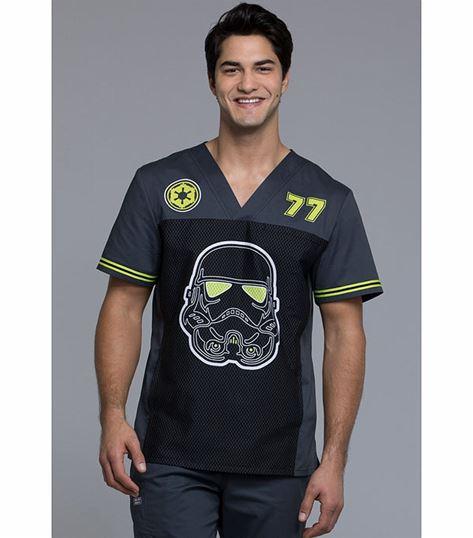 Tooniforms Men's V-neck Top TF702