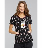 Disney V-neck Top TF634