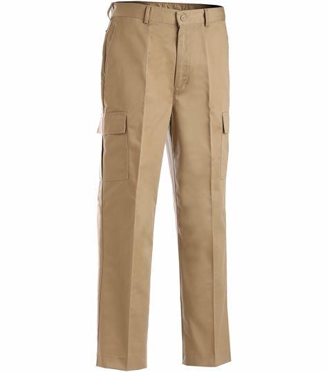 Edwards Men's Utility Flat Front Cargo Pant EW2568