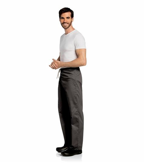 All Day by Landau All Day Unisex Cargo Scrub Pant 2032