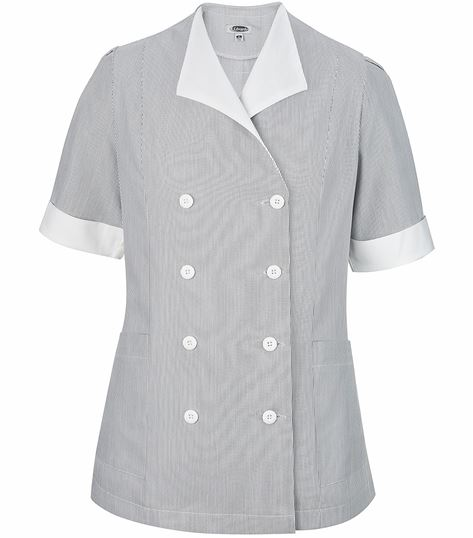 Edwards Ladies Double Breasted Tunic EW7775