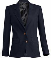 Edwards Ladies Single Breasted Blazer EW6500