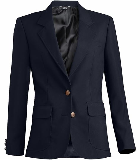 Edwards Ladies Single Breasted Blazer EW6500