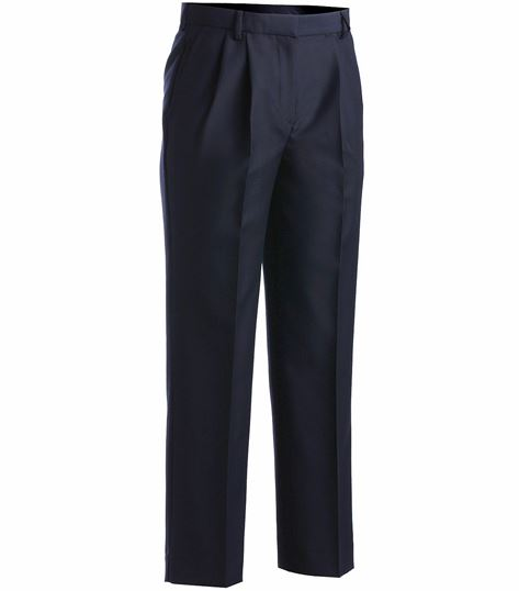 Edwards Ladies Polyester Pleated Pant EW8691