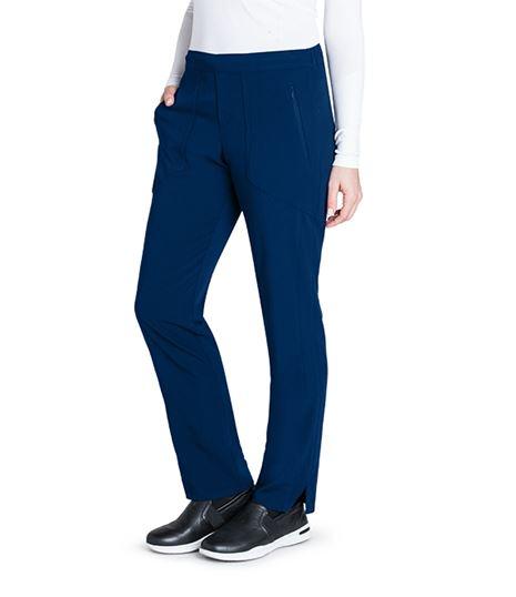 Grey's Anatomy Signature Women's  3 Pocket Nina Scrub Pants-GNP502