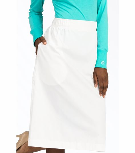 Peaches Women's A-Line Skirt-2035