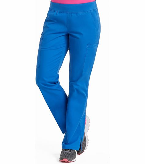 Med Couture Women's Yoga Cargo Pant-8714