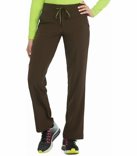 Med Couture Activate Yoga Transformer Women's Slim-Fit Scrub Pants-8747